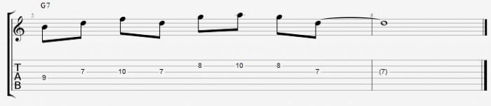 Scales in Diatonic Arpeggios - ex 3
