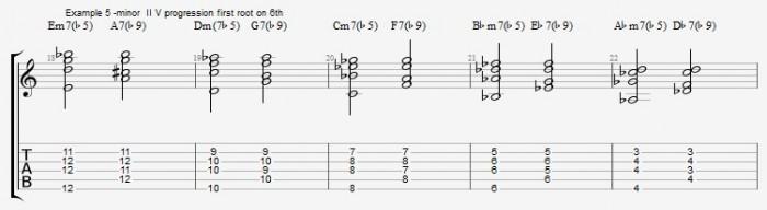 Jazz Chord Survival Kit - ex 5