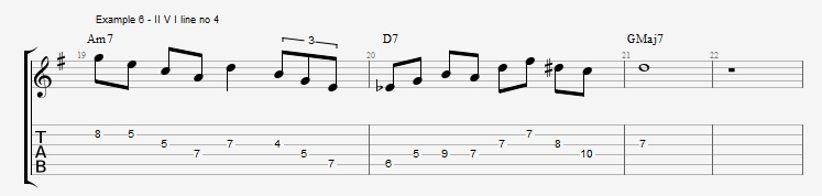 Harmonic minor dominant lines ex 6