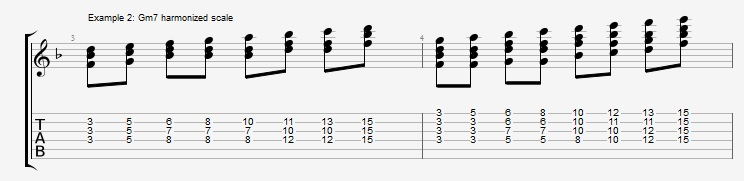Soloing with Chords Part 1 ex 2