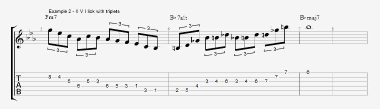Triplet rhythms - Part 1 Ex 2