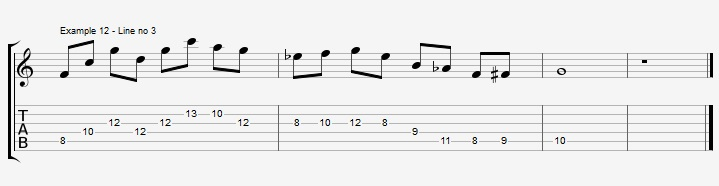 Do you really know the pentatonic scale ex 12