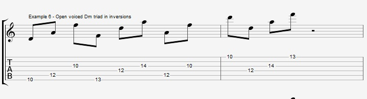 Do you really know the pentatonic scale ex 6