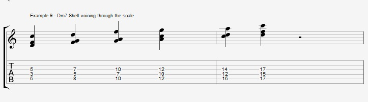 Do you really know the pentatonic scale ex 9