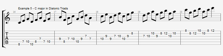 How to practice you scales and why - ex 5