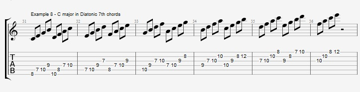 How to practice you scales and why - ex 8