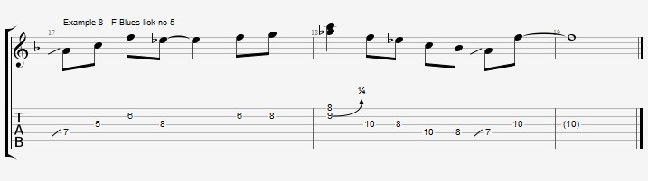 5-f-jazz-blues-licks-ex-8