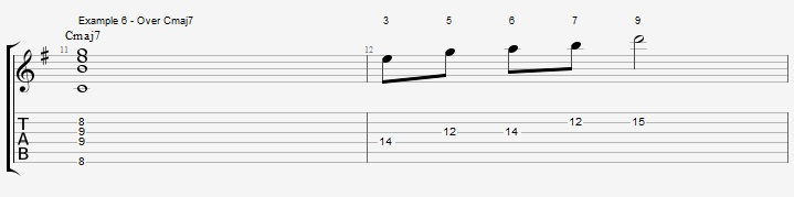 8-chords-1-pentatonic-scale-ex-6