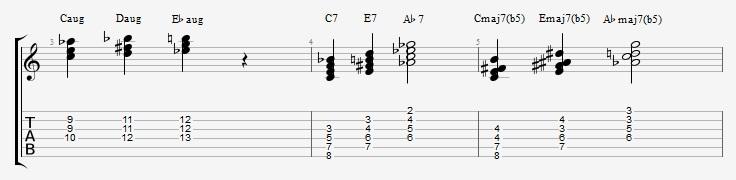 Messiaen 4th Mode Ex 2