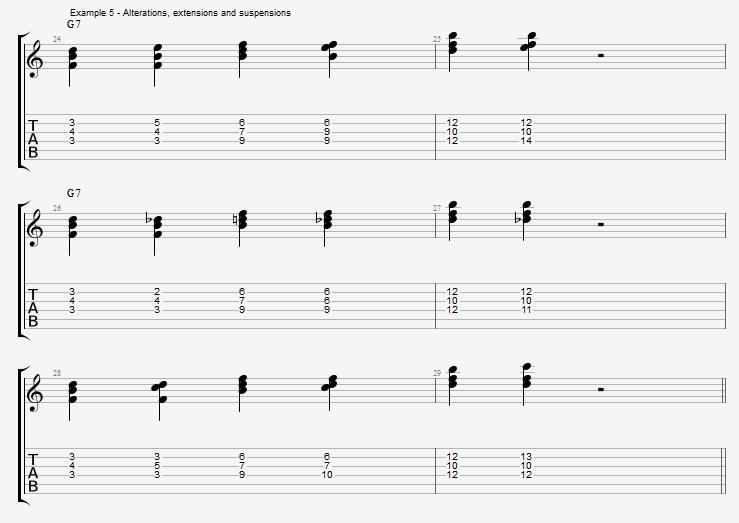 Jazz Chord Essentials Triads Jens Larsen