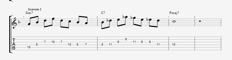10 Altered dominant lines ex 2