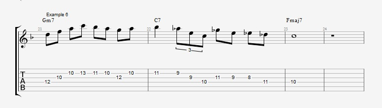 10 Altered dominant lines ex 6