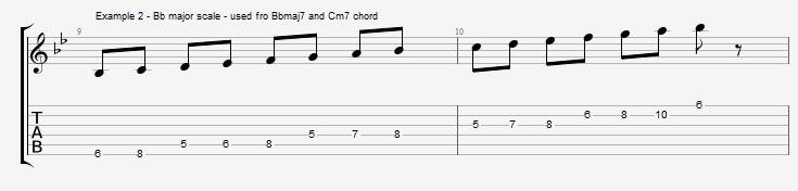 Rhythm Changes - part 2 - ex 2