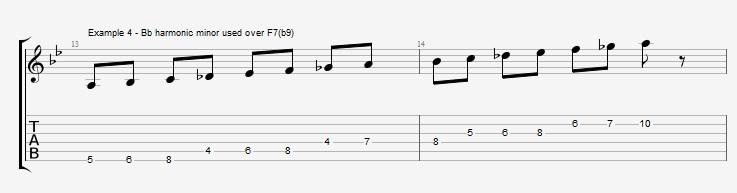 Rhythm Changes - part 2 - ex 4