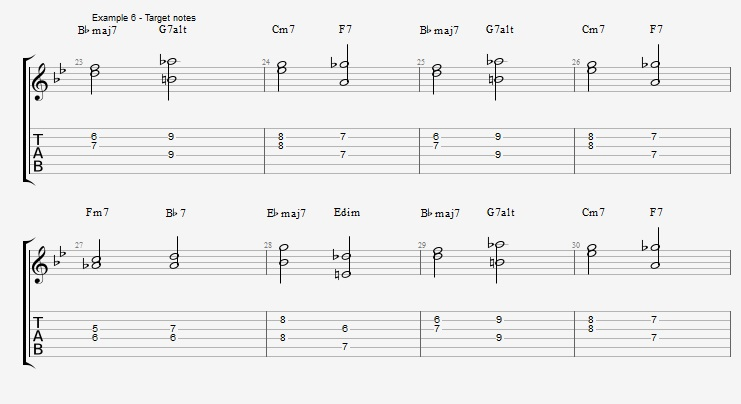 Rhythm Changes - part 2 - ex 6