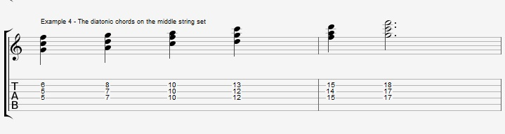 Do you really know the pentatonic scale ex 4