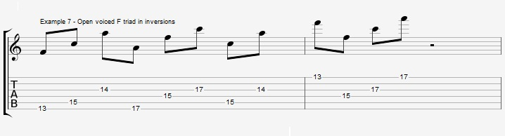 Do you really know the pentatonic scale ex 7