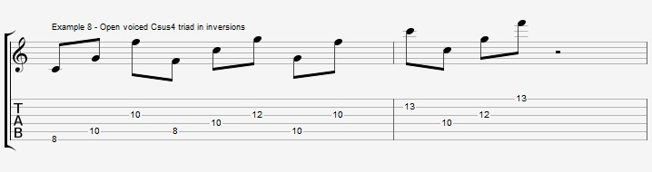 Do you really know the pentatonic scale ex 8
