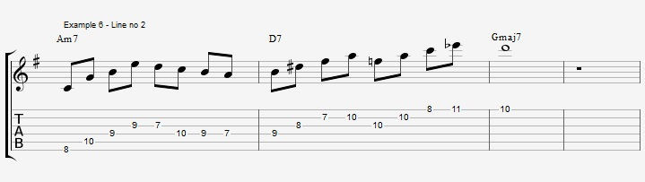 The Wrong Tritone Scale - ex 6