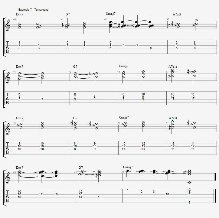 Triads Easy 3 Note Jazz Chords Jens Larsen