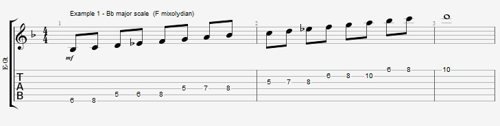 5-f-jazz-blues-licks-ex-1