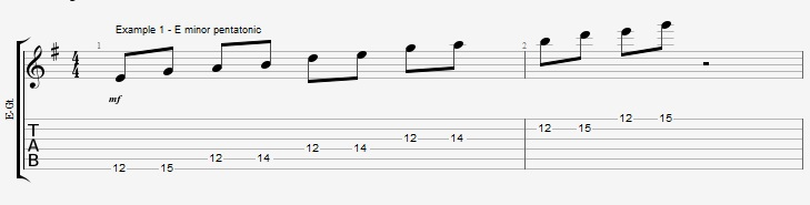 8-chords-1-pentatonic-scale-ex-1