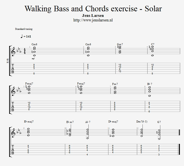 solar-backing-track-medium-swing-141-bpm