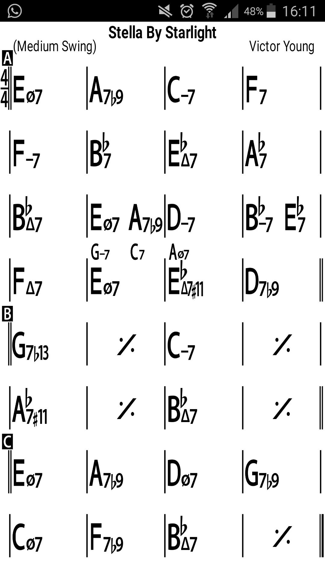 Beautiful chords