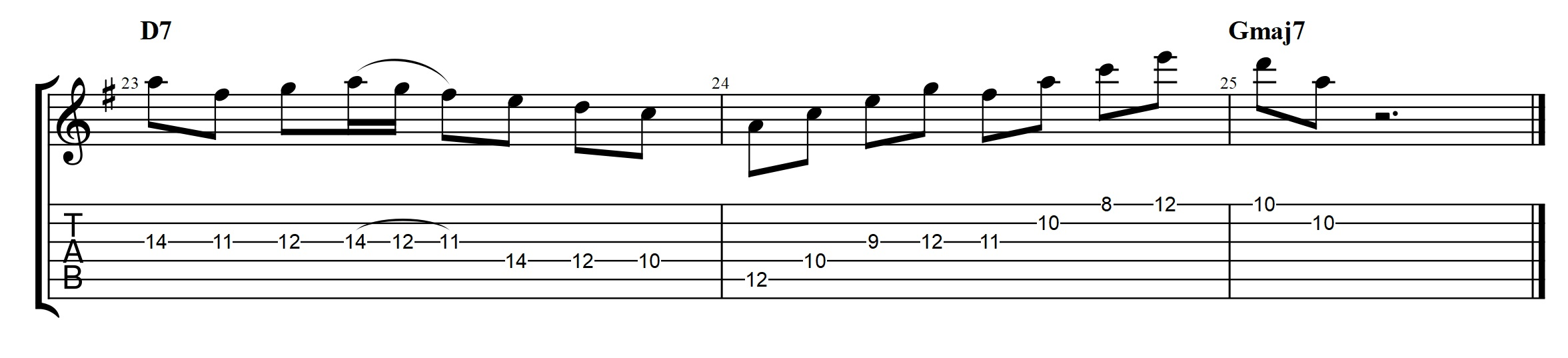 Chord archives jens larsen i hope you can use these exercises and building blocks and the process to start incorporating some more bebop into your lines bebop is a very rich melodic hexwebz Choice Image