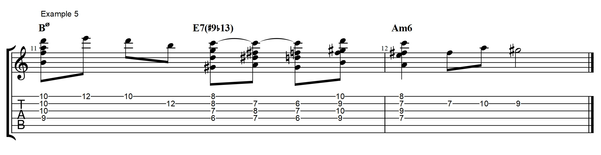 Drop2 Tactics To Create Cutting Edge Jazz Guitar Harmony Jens Larsen