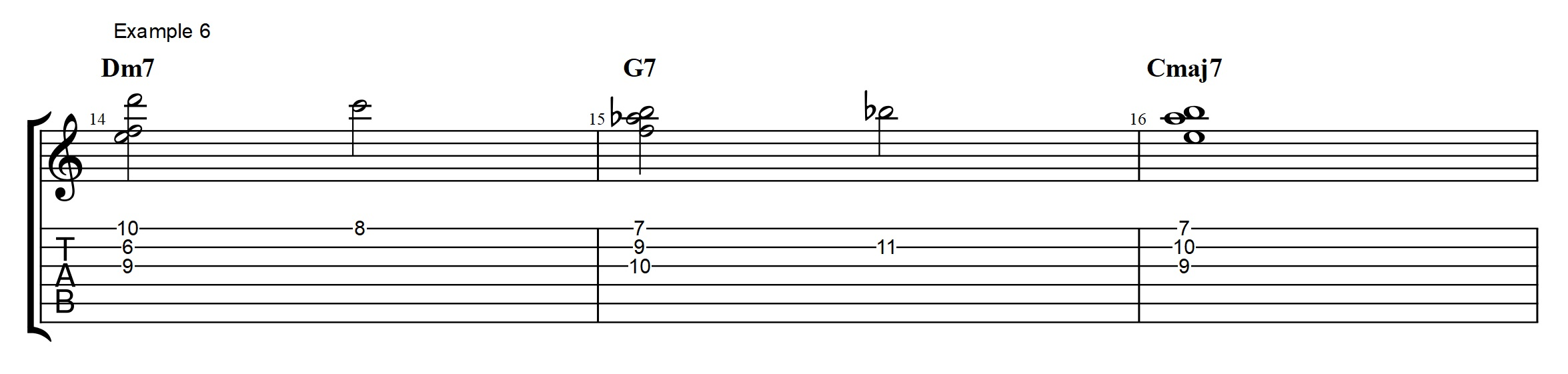 Chord Voicings Archives Jens Larsen
