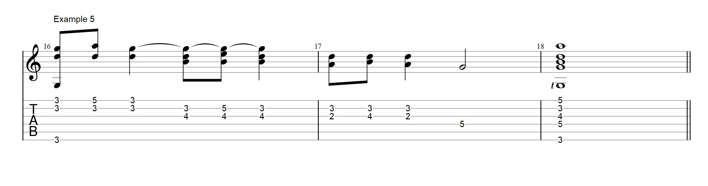 Jazz chords archives jens larsen this is associtated and based on the e minor pentatonic scale and the g chord shown in the 3rd bar hexwebz Gallery