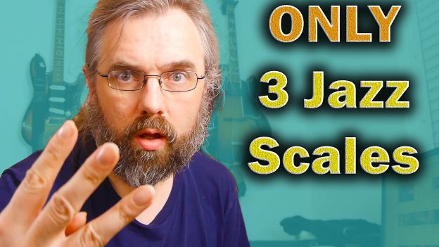 the 3 jazz scales you need to know