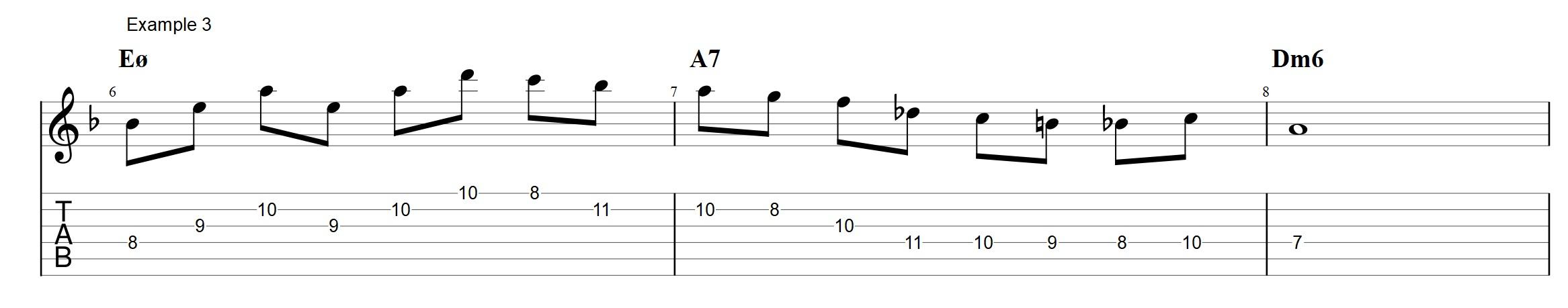 Half Diminished Chord Guitar Archives Jens Larsen