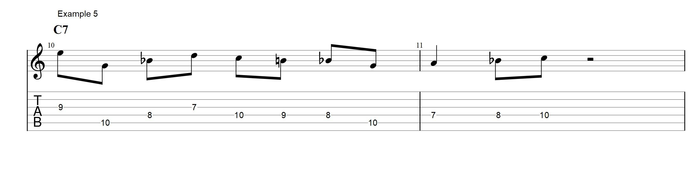 bebop licks for guitar pdf Archives - Jens Larsen