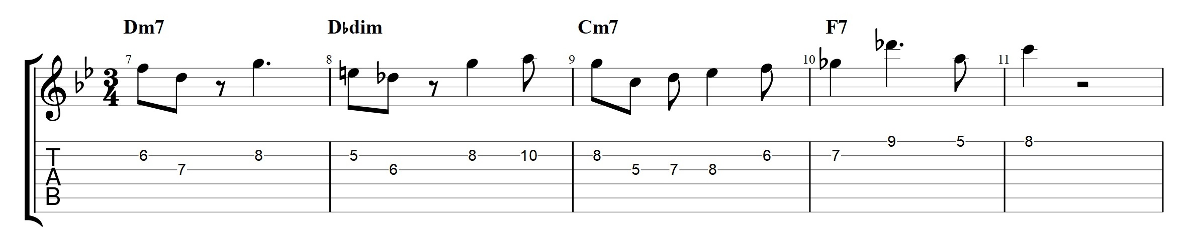 How To Solo On Biii Diminished Chords 3 Jazz Standards 3 Licks
