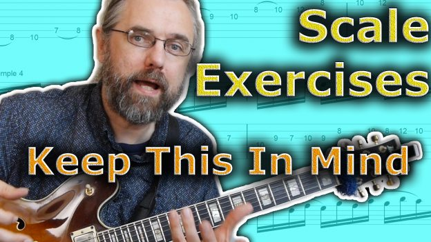 guitar scale exercises pdf Archives - Jens Larsen