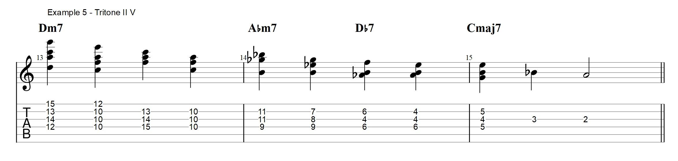 Jazz Chords Guitar Archives Jens Larsen