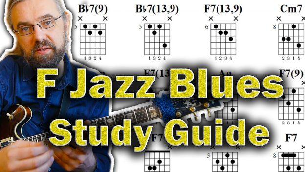 F Jazz Blues – Study Guide - Jens Larsen