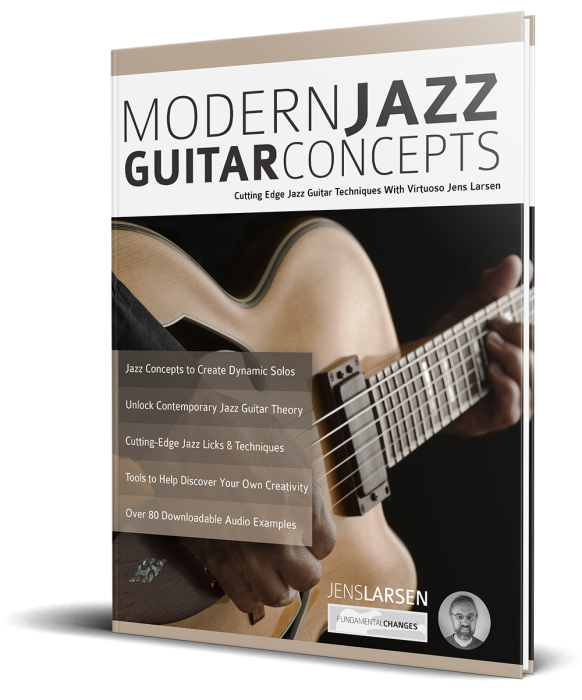 Out Now: Modern Jazz Guitar Concepts