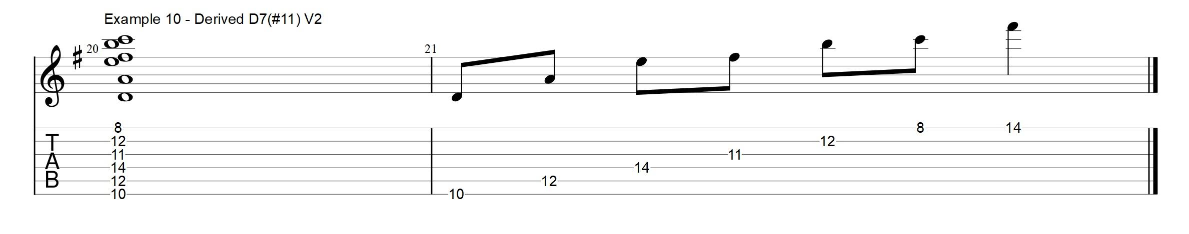 Jazz Guitar Chords Archives Jens Larsen