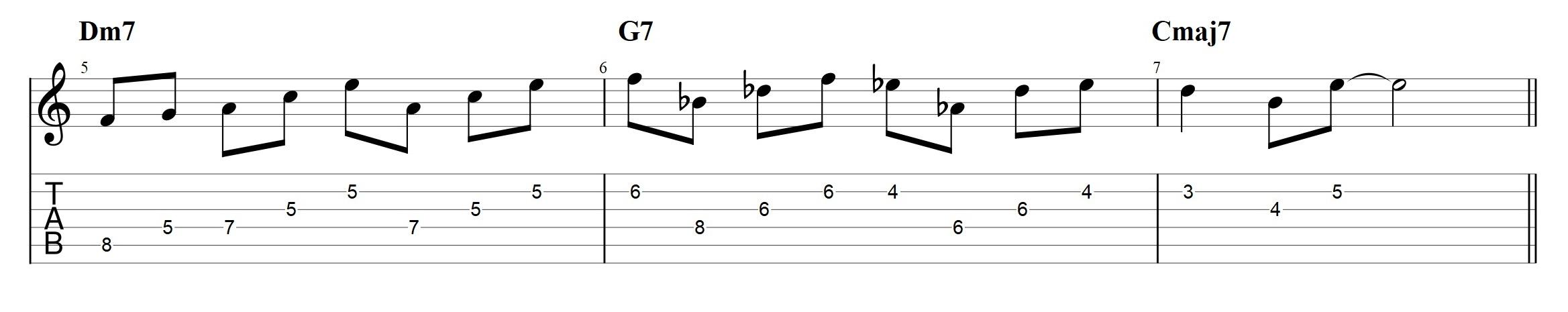 Triads - 5 Easy Exercises for Better Solos - Jens Larsen