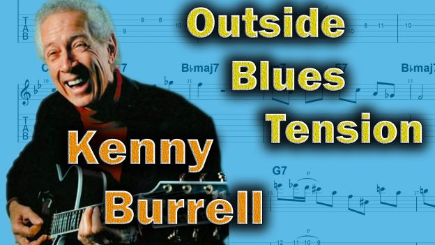 kenny burrell transcription Archives - Jens Larsen