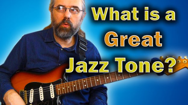 Jazz Tone How To Make A Strat Jazz Sound Jens Larsen
