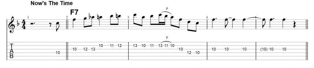 5 Charlie Parker Licks - This is How To Play Bebop Blues