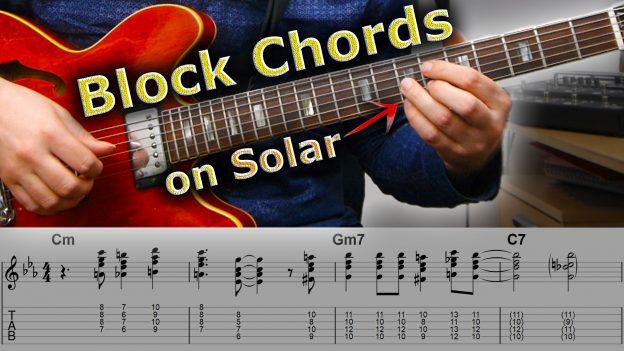 block chords Archives - Jens Larsen
