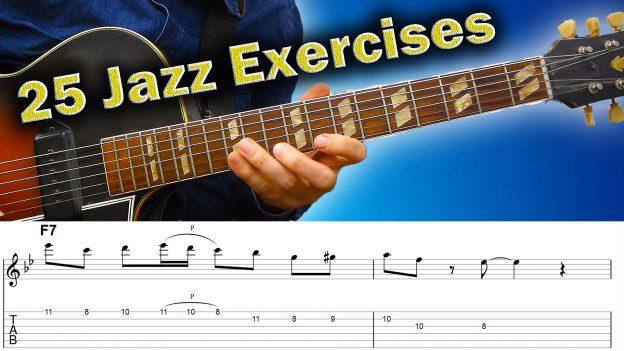 jazz guitar exercises pdf Archives - Jens Larsen