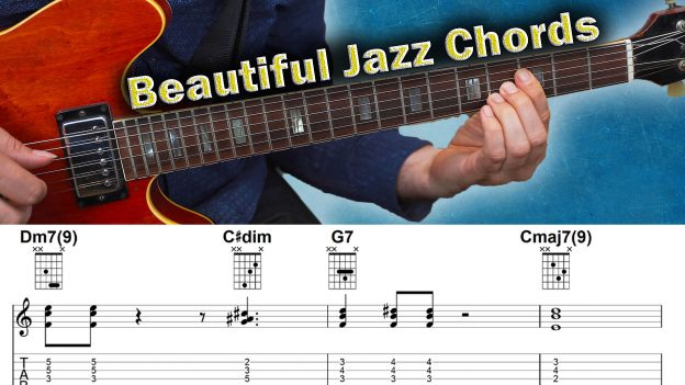 Rootless Jazz Chords - 15 Beautiful Examples You Need To Know - Jens