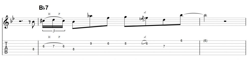 Jazz Blues - How To Get The Phrasing Right - Jens Larsen