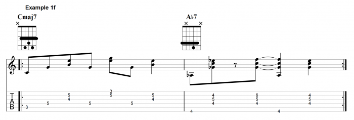 How To Make 4 Chord Vamps That Sound Great | Jens Larsen